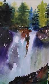 Brenda Brunello_Falling Waters