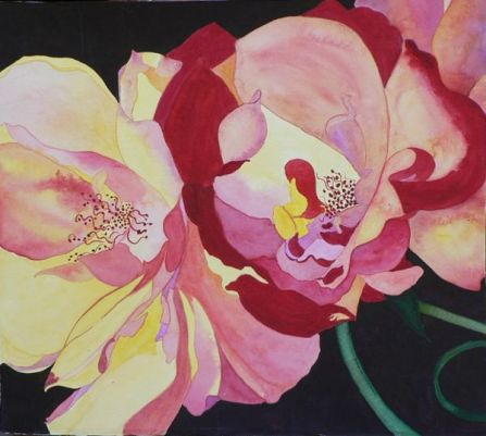 Brenda Thomas_Roses Two
