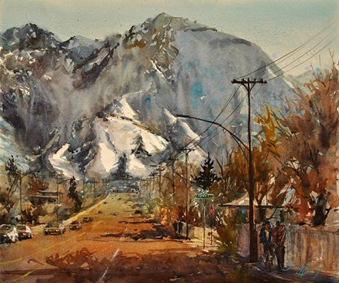 Brienne Brown_On the Foothills