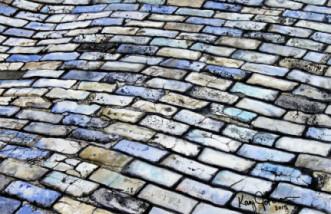 Kary Johansson_old cobblestone road