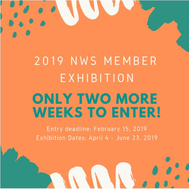 NWS 2019 member exhibition