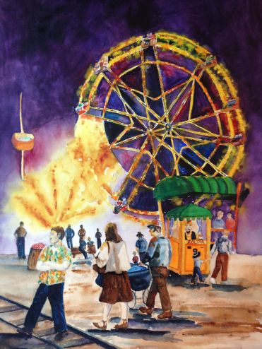 Terese Martinez_Ferris Wheel