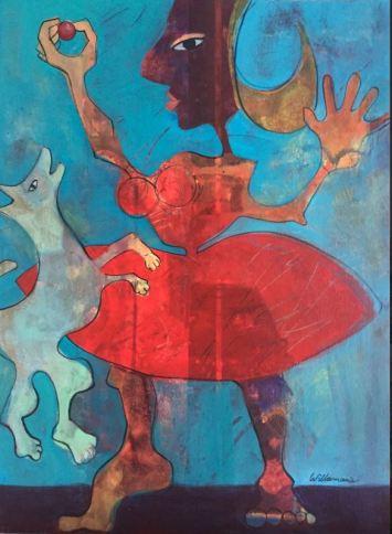 Willamarie Huelskamp_Red_Red_Dress