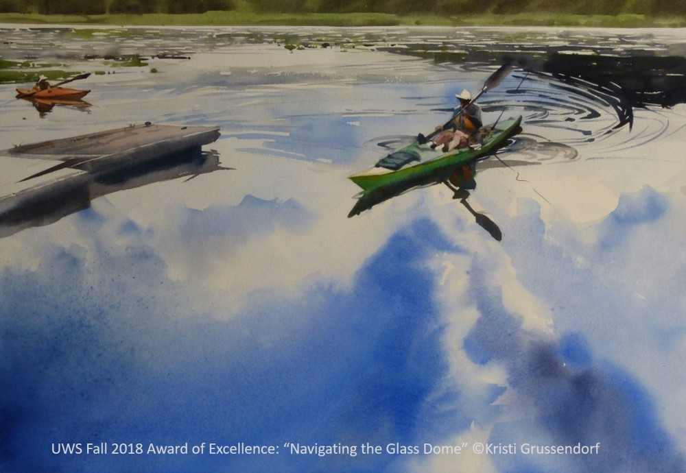 UWS Fall 2018_Award of Excellence_Navigating the Glass Dome_Kristi Grussendorf