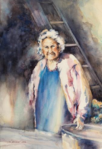 Shirley Bailey_painting