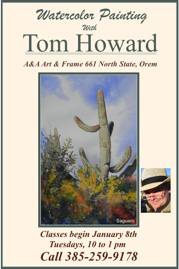 tom howard_single ad