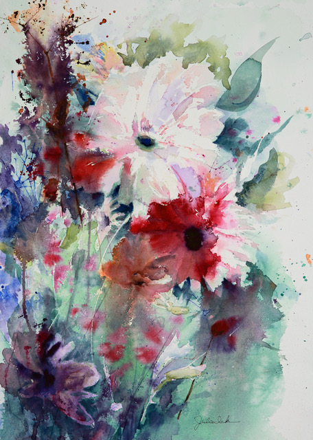 Julie Ickes_Summer Flowers