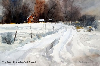 Carl Purcell_The Road Home