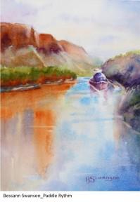 Bessann Swanson_Paddle Rythm