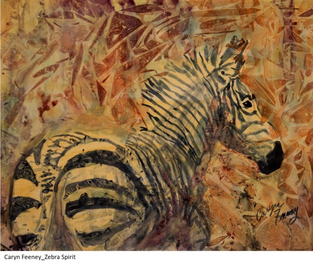 Caryn Feeney_Zebra Spirit