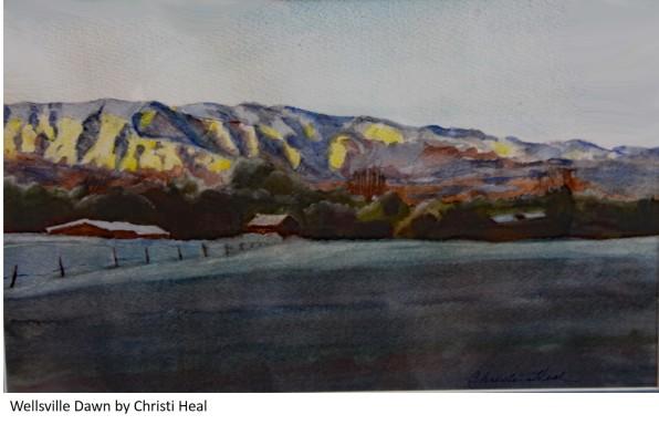 Christi Heal_Wellsville Dawn