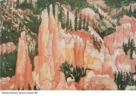 Dewey Hansen_Bryce Canyon NP