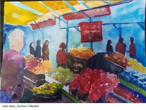 Julie Ickes_Farmer's Market
