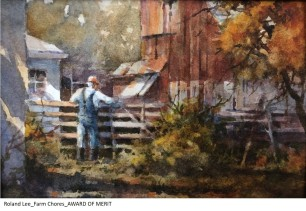 Roland Lee_Farm Chores_AWARD OF MERIT