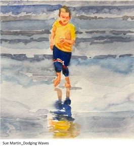 Sue Martin_Dodging Waves