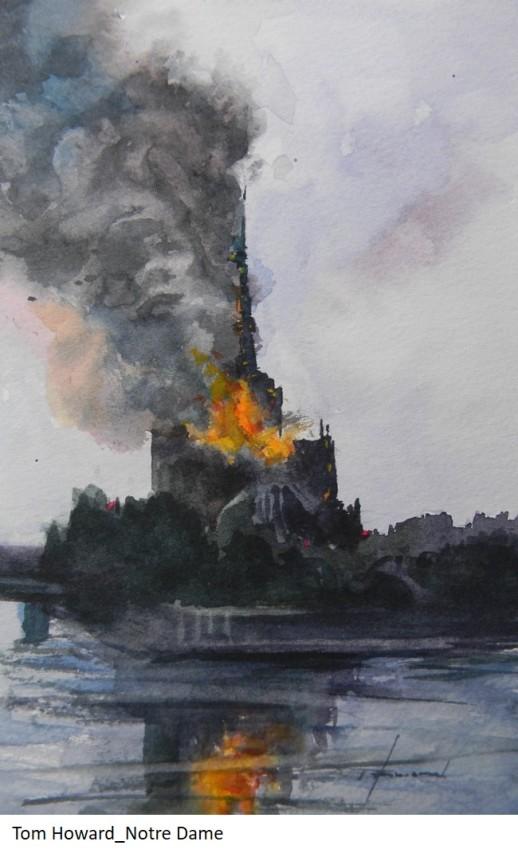 Tom Howard_Notre Dame