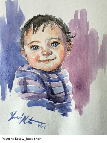 Yasmine Kataw_Baby Shan