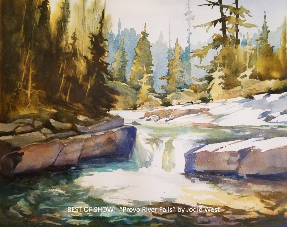 Fall 2019 Awards_Best of Show_Provo River Falls_Jodie West
