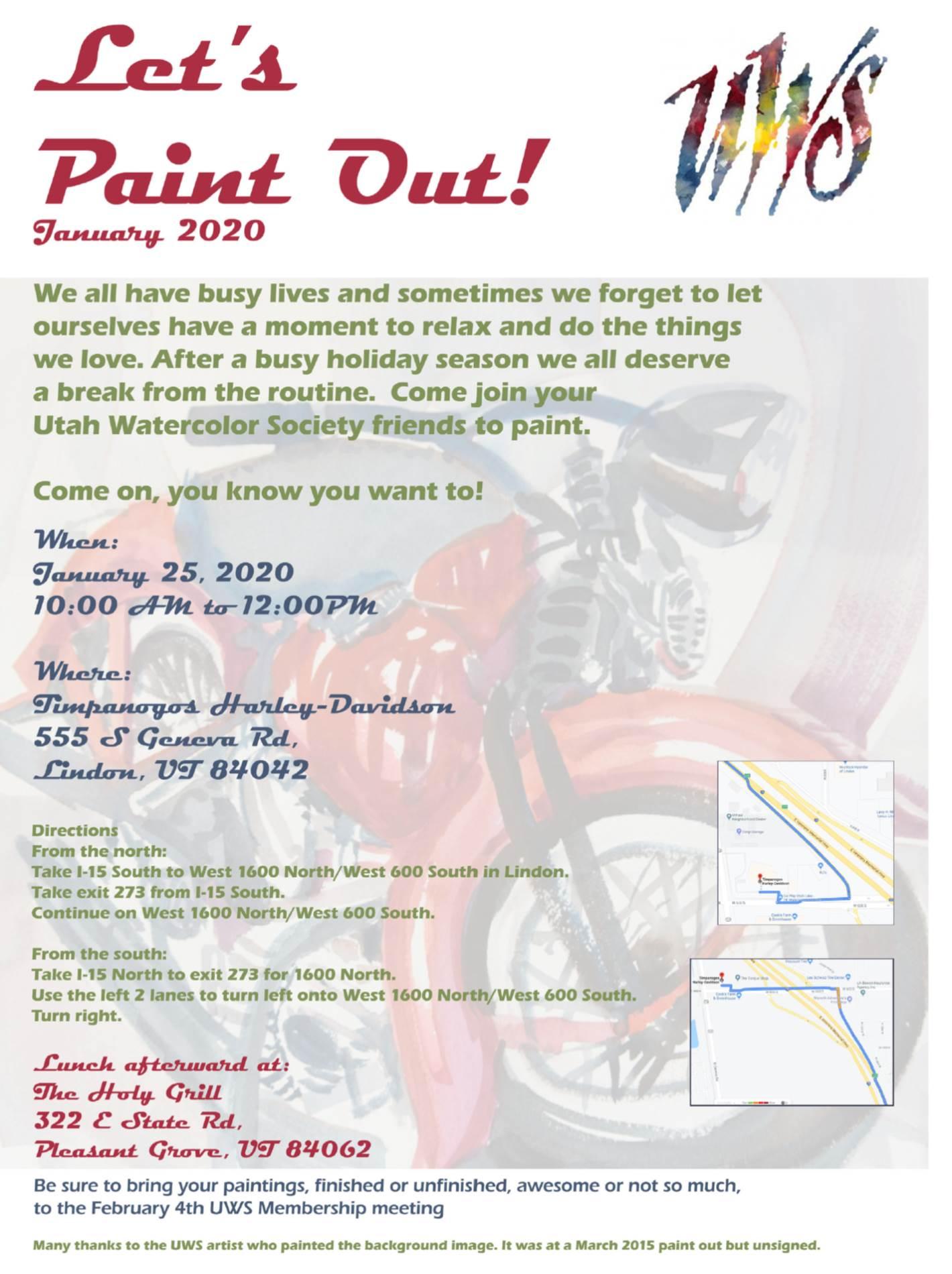 Jan paint out