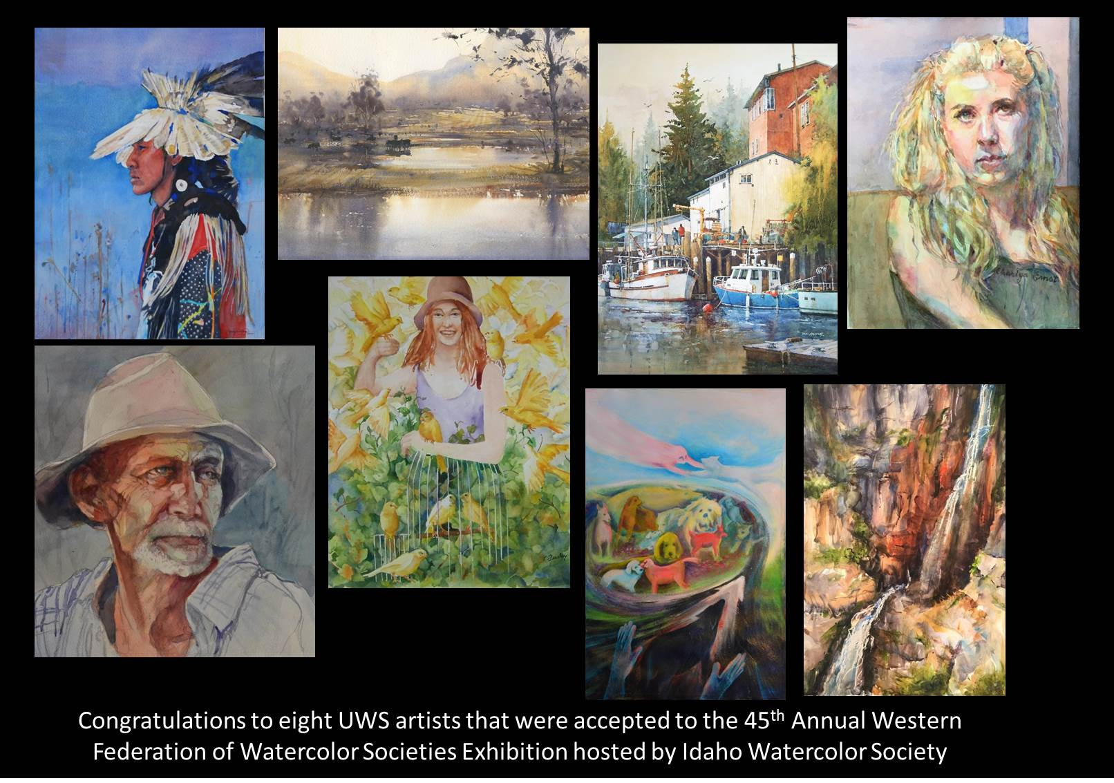 WFWS 2020 accepted paintings